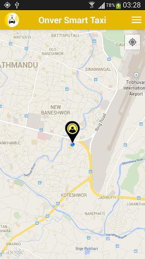 【免費交通運輸App】Onver Smart Taxi-APP點子