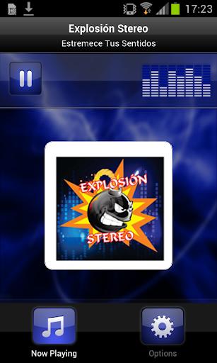 Explosión Stereo