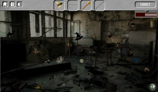 Hidden Object - Dark Hospital