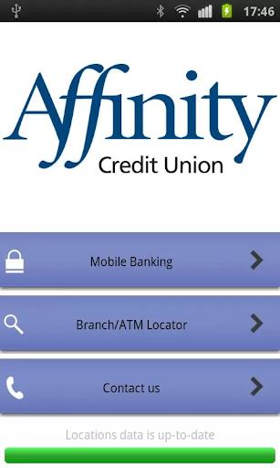 Affinity Mobile ATM Locator