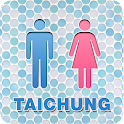 臺中公廁地圖 logo