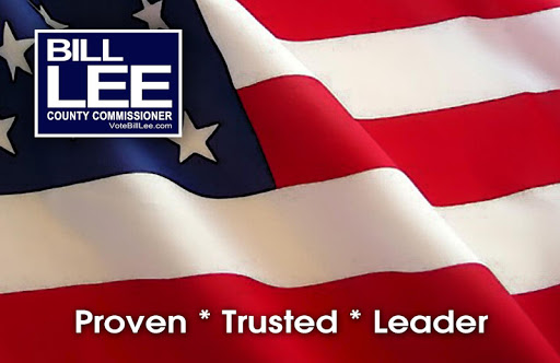 Bill Lee 4 County Commissioner