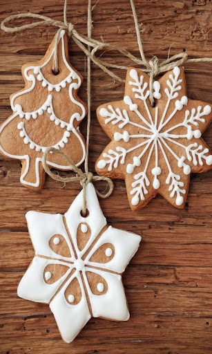 Christmas Sweets wallpaper