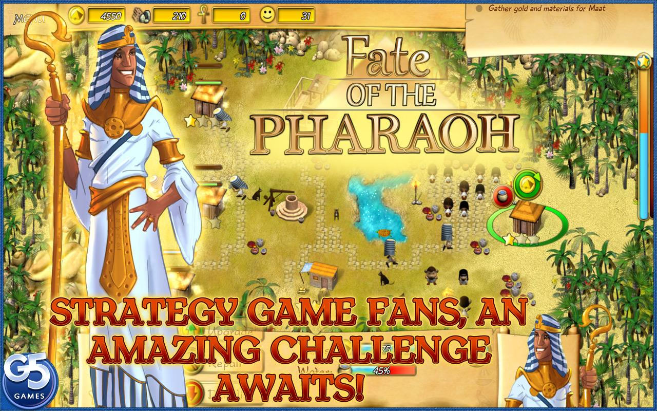 Fate of the Pharaoh- screenshot