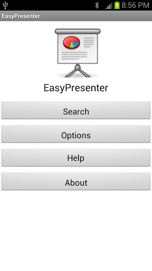 Easy Presenter- screenshot