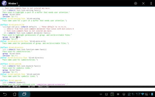 Emacs - screenshot thumbnail