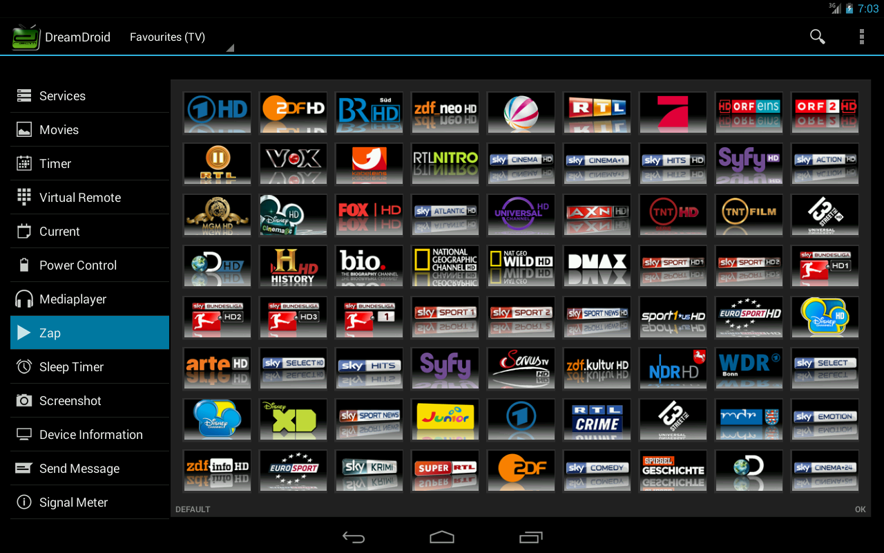 dreamDroid (beta) - Android Apps on Google Play