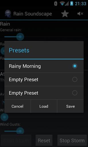 音樂必備APP下載|Rain Soundscape 好玩app不花錢|綠色工廠好玩App