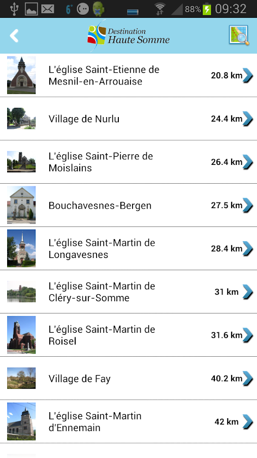 Haute Somme Tourism Office- screenshot