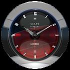 LIVORNO Designer Clock Widget icon