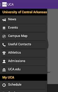University of Central Arkansas- screenshot thumbnail