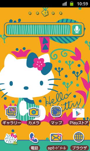 HELLO KITTY Theme156