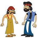 Cheech and Chong Board icon