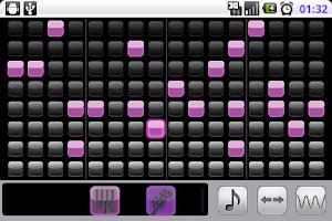 Screenshot of HandBand