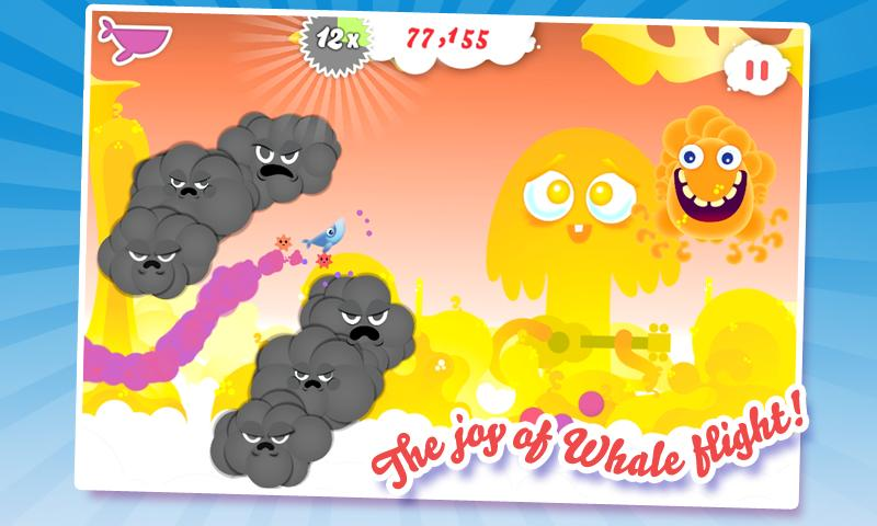 Whale Trail Classic - screenshot