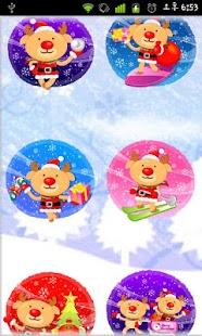 Christmas Sticker Widget Seven - screenshot thumbnail
