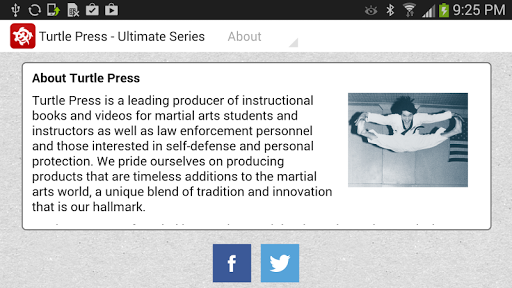 Ultimate Martial Arts Training