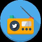 Bluebird Radio for Twitter (Abandoned) icon