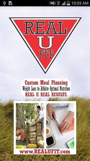 Real U Fit Wellness Plan