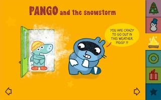 Screenshot of Pango Christmas