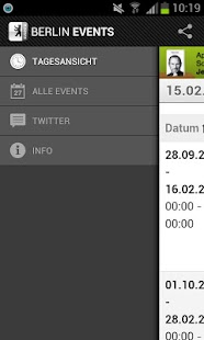 BERLIN EVENTS › Eventguide- screenshot thumbnail