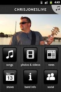 CHRISJONESLIVE - screenshot thumbnail