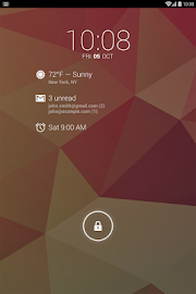DashClock Widget Screenshot 2