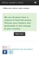 Screenshot of Africa leaders