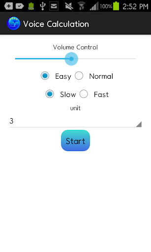 Voice Calculation FREE