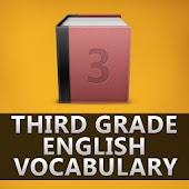 3rd Grade English Vocabulary