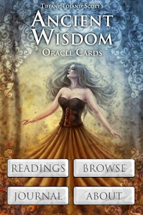 Ancient Wisdom Oracle Cards