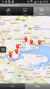 Thames Estuary Path- screenshot thumbnail