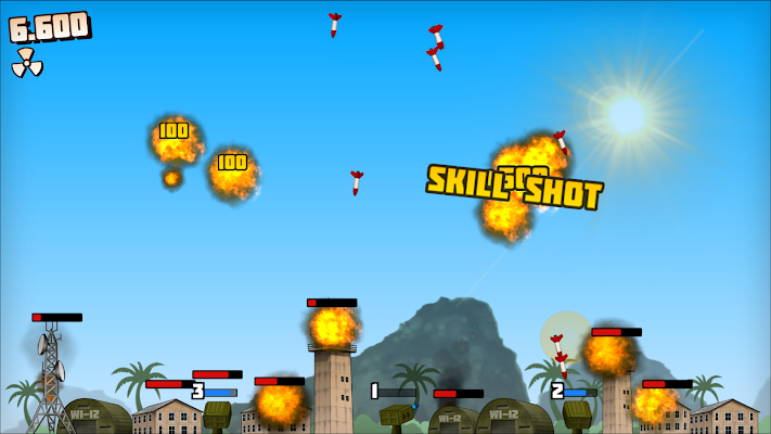 Rocket Crisis: Missile Defense - screenshot