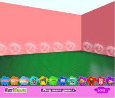 Screenshot of เกมส์แต่งห้องนอน