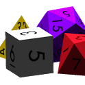 Dices 3D Free icon