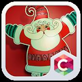 Santa Claus Launcher Theme