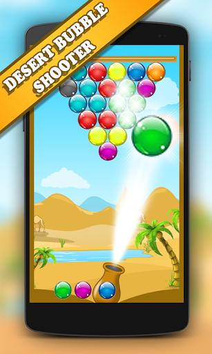 Desert Bubble ShootUp Free 1.0 screenshots 4