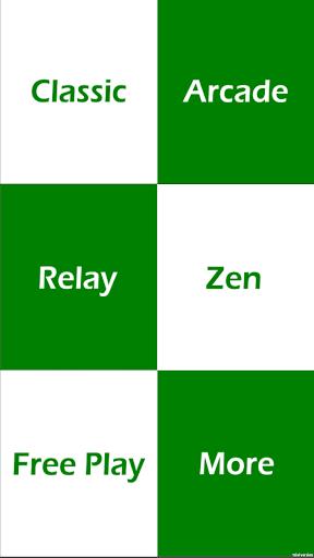 绿钢琴瓷砖