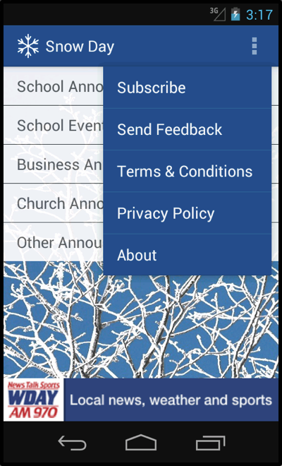 Snow Day - screenshot