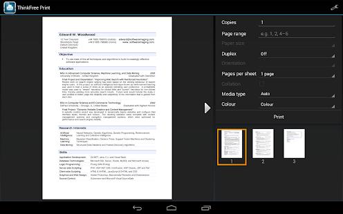 免費下載生產應用APP|ThinkFree Print app開箱文|APP開箱王