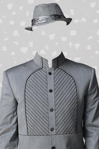 Man Style Fashion Suit New
