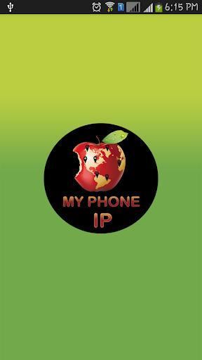 My Phone IP