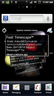K-9 Mail Timescape™- screenshot thumbnail