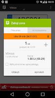 Screenshot of Parking in Lithuania