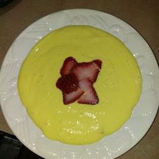 Cream of Mango Soup