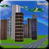 3D Urban City