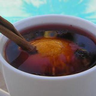 Mulled Cranberry Cider.