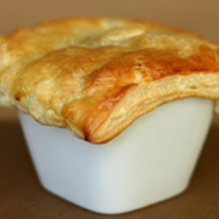 Sweet Potato Pot Pies.