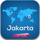 Jakarta Guide, Hotels, Weather icon
