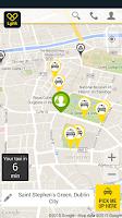 Screenshot of Lynk Taxis - Dublin Taxi App